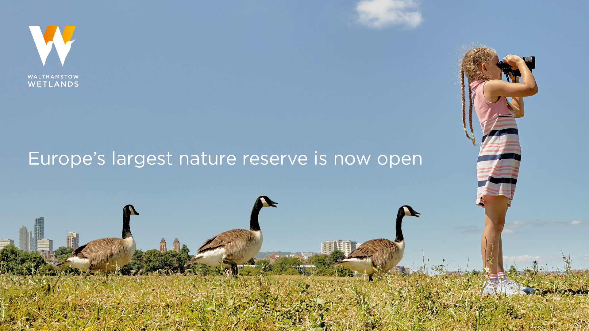 Walthamstow Wetlands